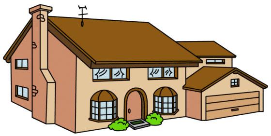 Recortables casas para imprimir imagui - Casas en tavernes de la valldigna ...