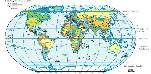 Coordenadas Geográficas - Actiludis