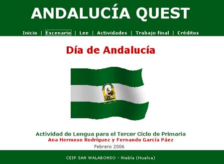 Webquest_Andalucia