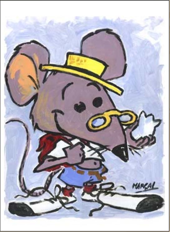 """Micro relato: """"La trampa para ratones"""""""