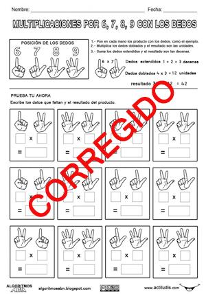 multiplicar con dedos 01p