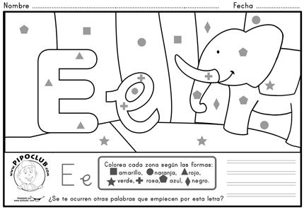 Actividades didacticas para niños - Imagui