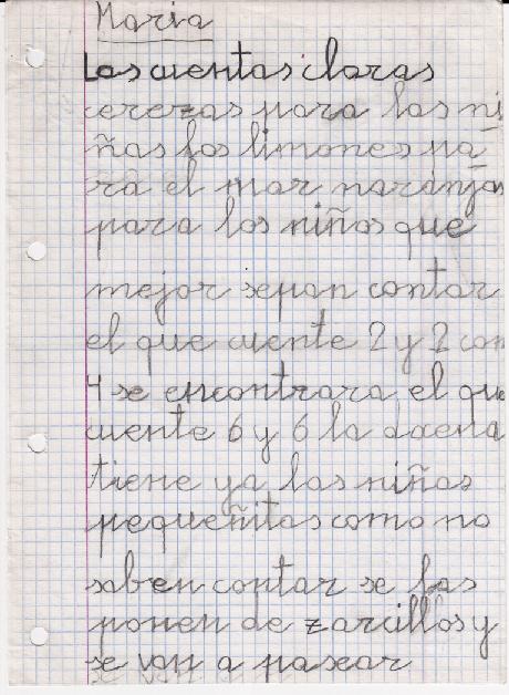 Caligrafía: Trabajar una letra bonita - Actiludis