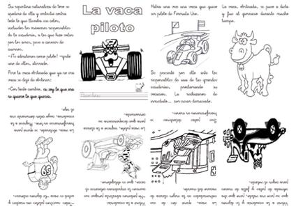 Cuentos en formato mini libro - Actividades Lúdicas Educativas