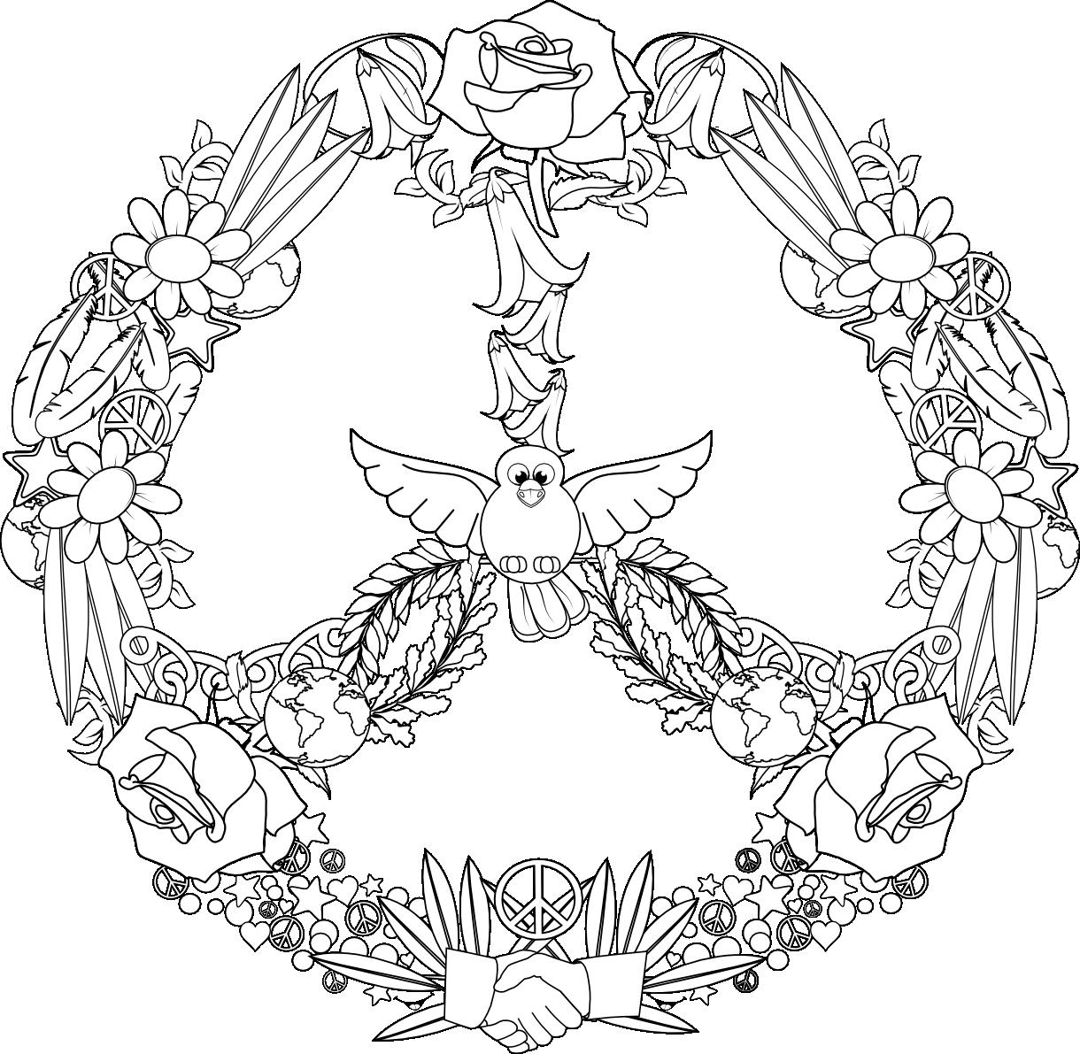 Símbolo Paz - Actiludis