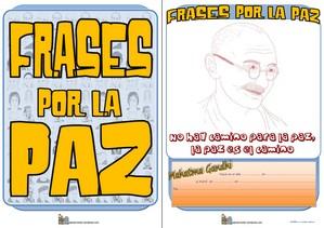Frases Por La Paz Actiludis