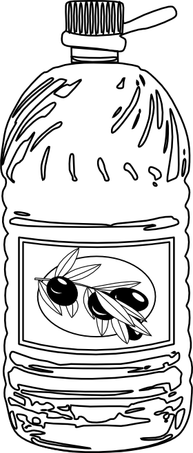 Dibujos relacionados con el aceite - Actiludis