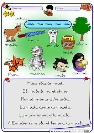 estrategias para ensenar los fonemas ca co cu: