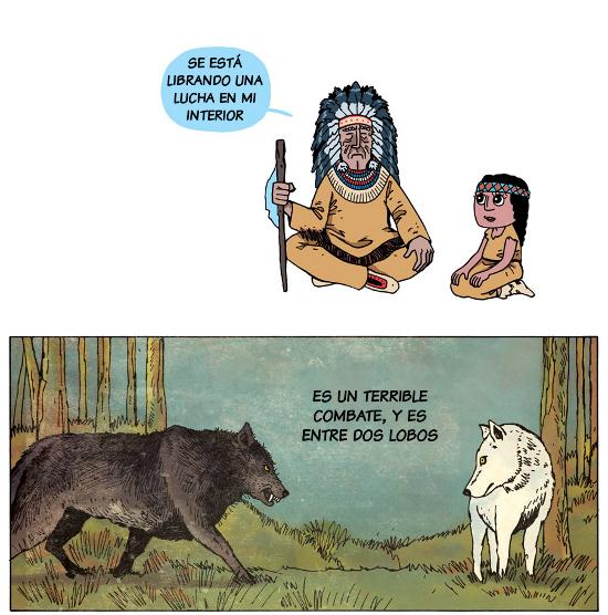 """Relato Breve: """"Sabiduría indígena"""""""