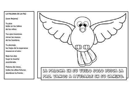 Frases Del Dia De La Paz Infantiles Imagui
