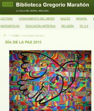 blog día de la paz 2013