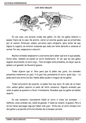LOS DOS GALLOS-1