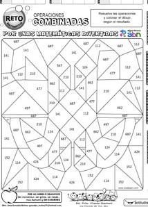 Sumas y restas de 3 cifras III - Actiludis
