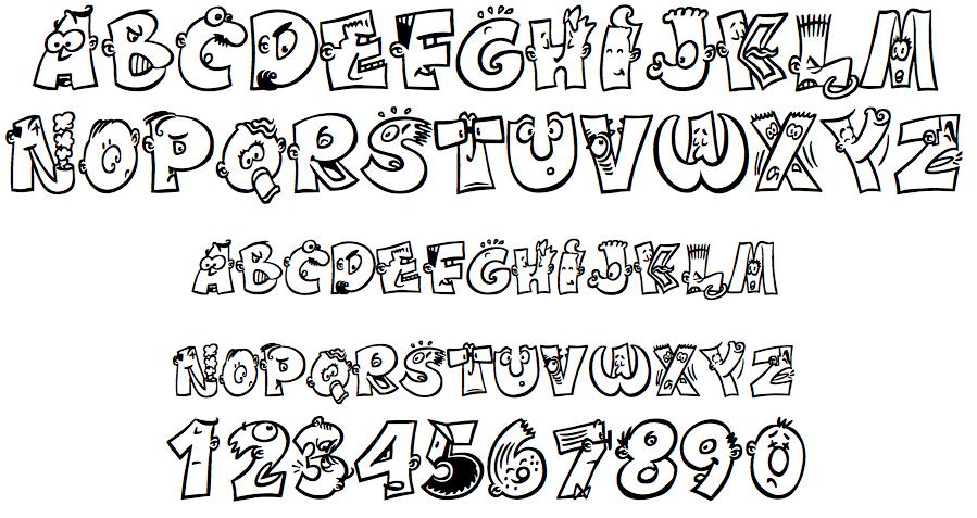 Tipos De Letras Related Keywords & Suggestions - Tipos De Letras Long ...