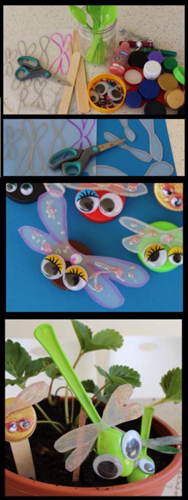 De Mariposas Con Material Reciclado | MEJOR CONJUNTO DE FRASES