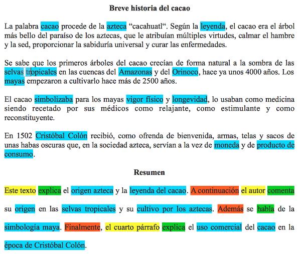 Cómo hacer un informe de lectura - ELSEMINARIO.COM.AR