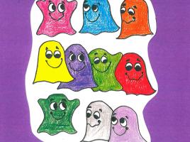 Cuento fantasmas