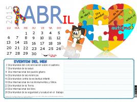 ABRIL 2015 DATOS Y COLOR