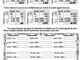 Patrones decimales