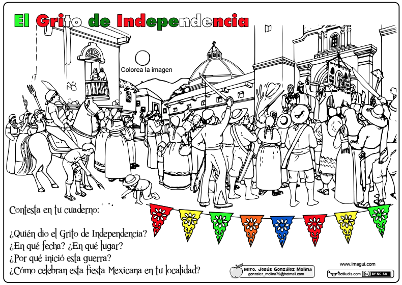 El grito de la independencia - Actiludis
