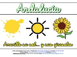 Los colores de Andalucía