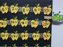 panel numérico 4