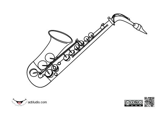 Saxofón Actiludis