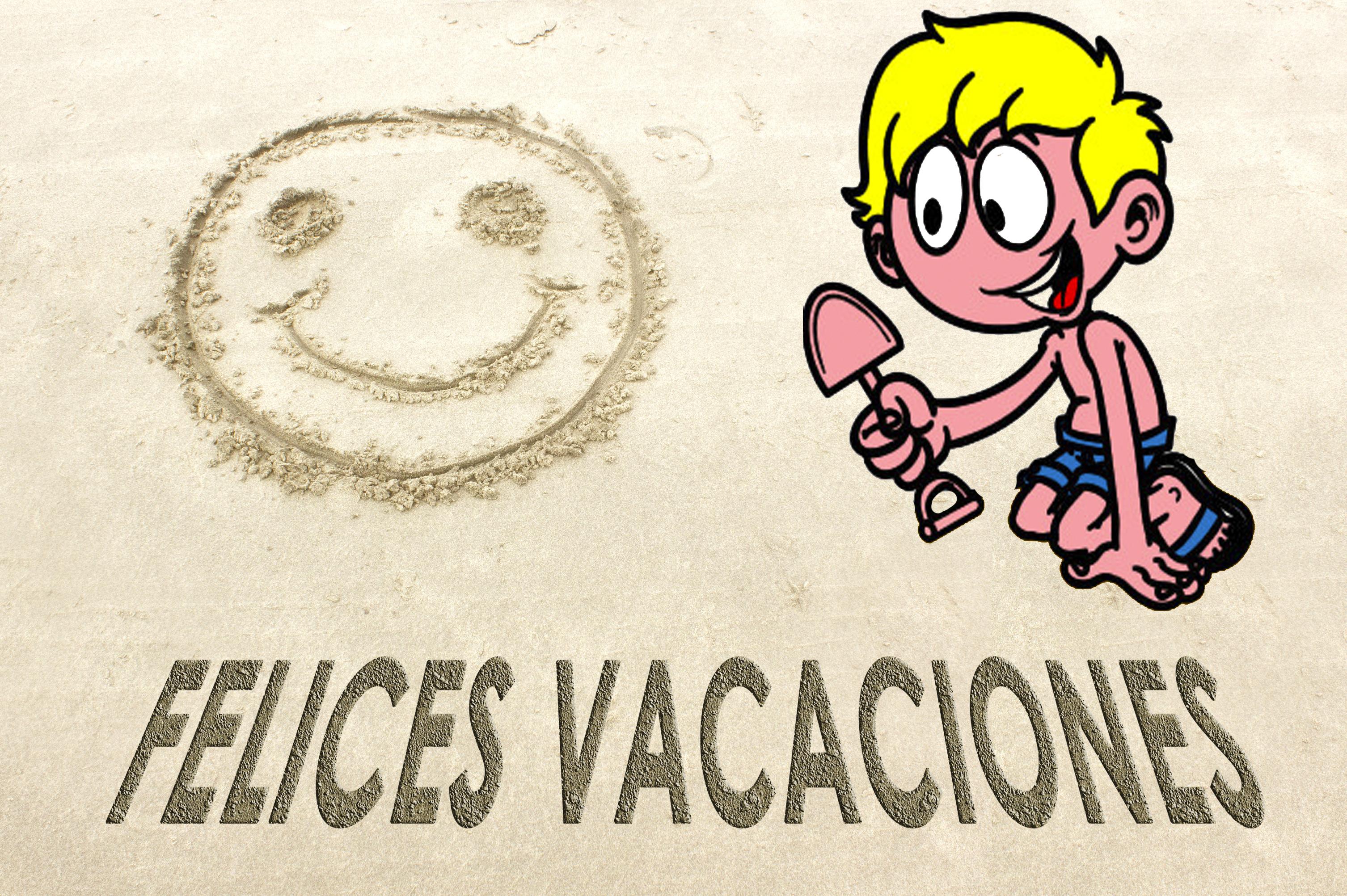Resultado de imagen de felices vacaciones