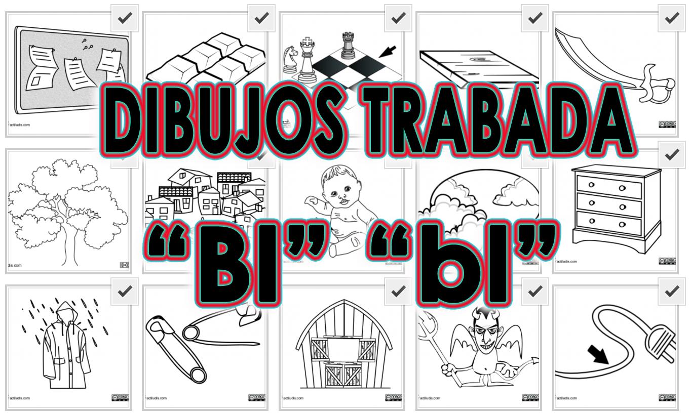 Dibujos Con La Trabada Br